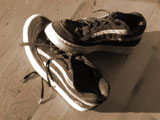 A photo of my old Vans