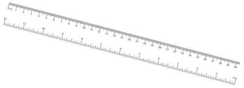 A Printable Ruler