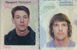Passport 10 years ago and now