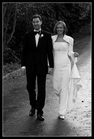 Steve and Caroline