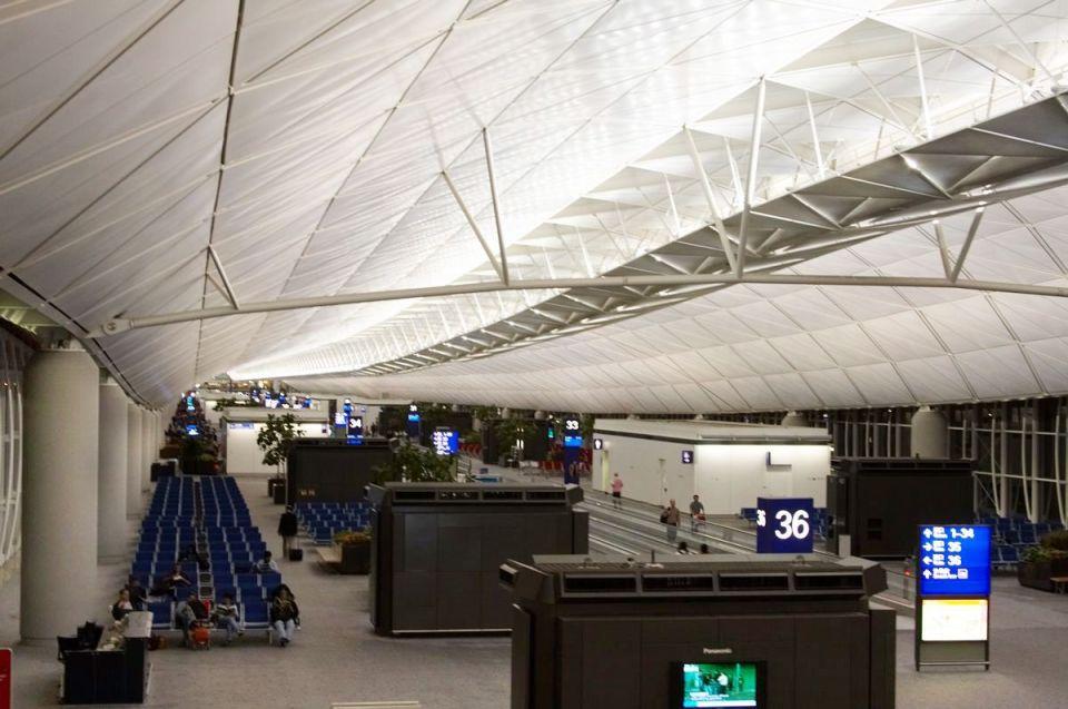 Airport Vanishing Point