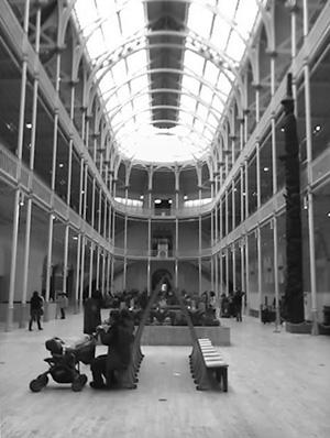 The Edinburgh Royal Museum