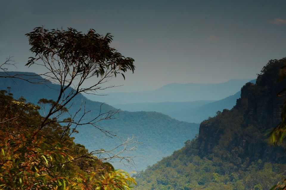 First Glimpse Of The Blue Mountains (full)
