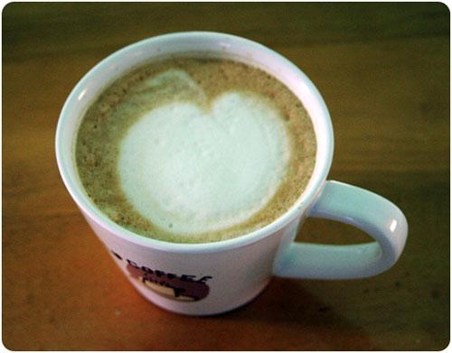 Coffee and Apple combine