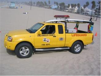 Baywatch Car