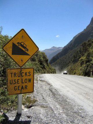 Dusty Road Down