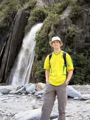 Franz Josef Waterfall