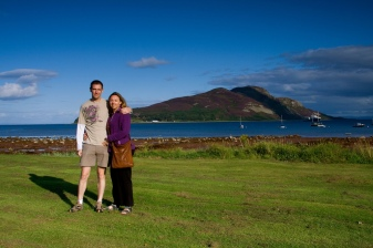 Me, The Missus And The Holy Isle