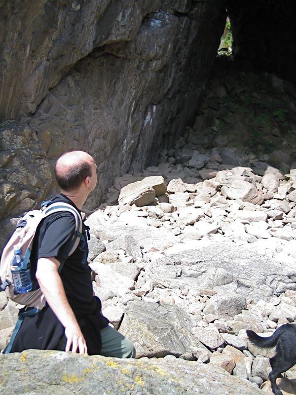 Escape Route?