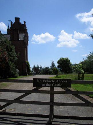 Brodick Castle
