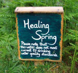 Healing Spring
