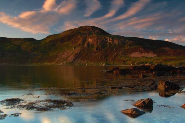 The Holy Isle