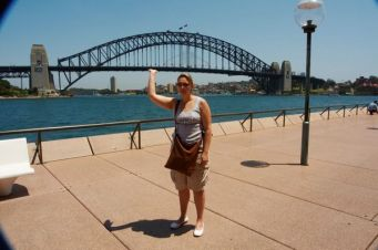 Holding Up The Bridge