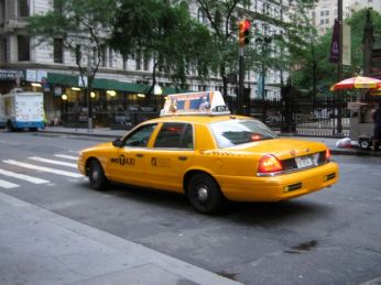 New York Cab