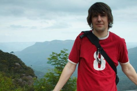 Me And The Blue Mountains