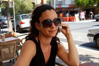 My Cousing Karen Working