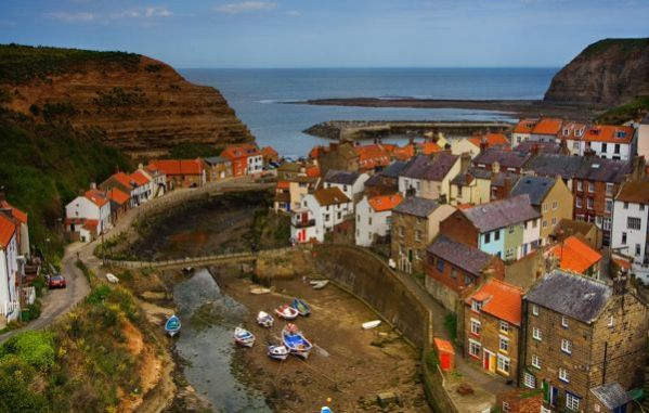 The Joe Cornish Staithes Shot