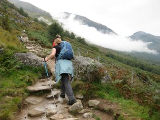 The Lower Path To Nevis