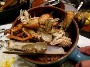 Seafood Debris