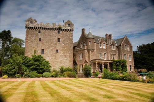 Comlongon Castle