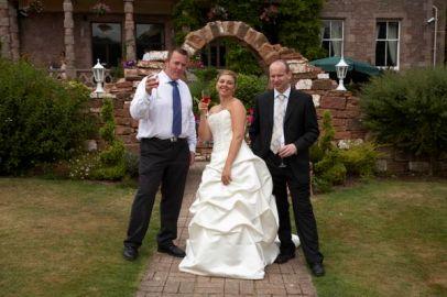 Ade, Rachael And Nigel
