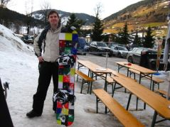 Me And My Board