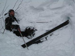 Burying Andy