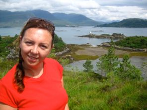 View From The Hill Above Plockton