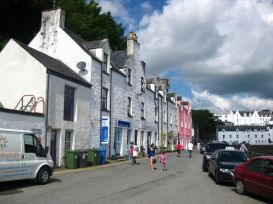 Portree Harbour Front