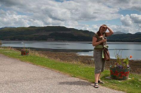 Rachael And Lochcarron