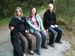 Team Dog Walking Photo