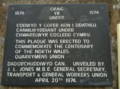 The North Wales Quarrymens Union