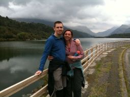 Me And Her And A Lake