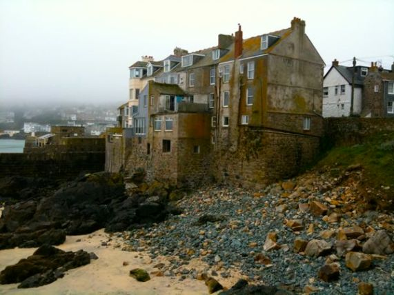 A House On The Beach