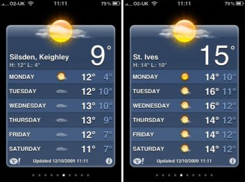 Home And Away Weather