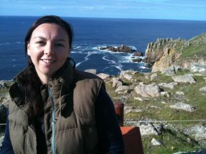 Rachael At Lands End