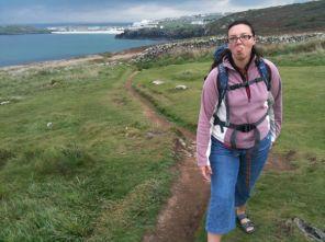 Hiker Girl