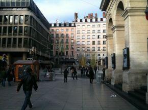 Wandering Around Lyon