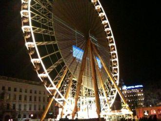 Ferris Wheel Error