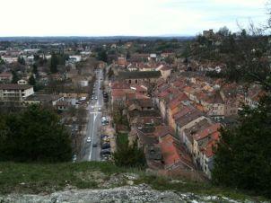 The View Over Cremieu