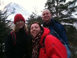 Team Photo On Signal Rock