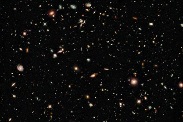 More Galaxies Than You Can Shake A Stick At