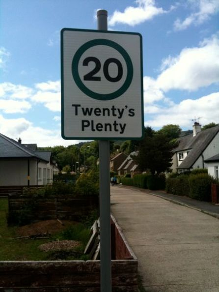 Twenty's Plenty