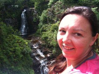 The Glenashdale Falls