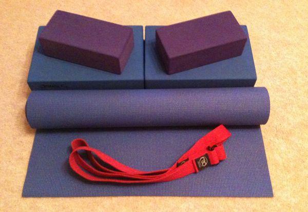 My Yoga Equipment