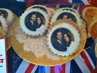 Happy Wedding Biscuits