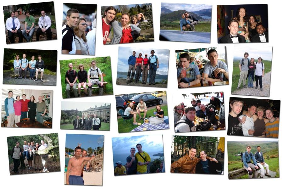 Team Photo Montage
