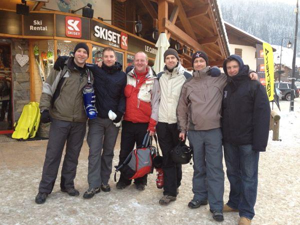 Final Team Photo