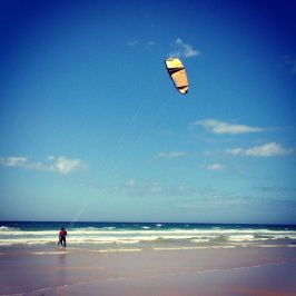 Kite Surfing - Looks Tricky