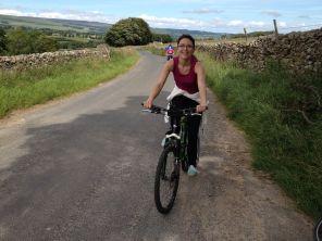 More Biking